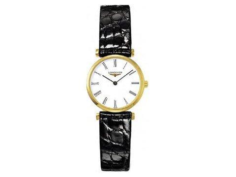 Longines La Grande Classique Amarillo Oro PVD Damas Reloj l4.209.2.11.2por Longines