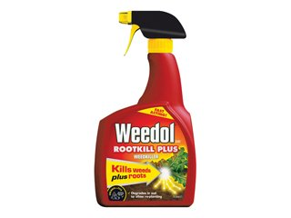 Weedol Rootkill Plus Weedkiller 1 Litre