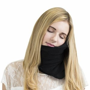 trtl-pillow-scientifically-proven-super-soft-neck-support-travel-pillow-machine-washable-black