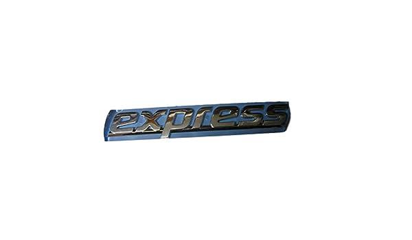 Renault Chrome pour Renault Express Oe 7700815570 FFTH Insigne de Pare-Chocs arri/ère