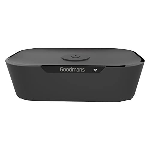 Goodmans Module WiFi Audio Adaptor with Spotify Connect – iOS, Android Smartphone and Tablet Control