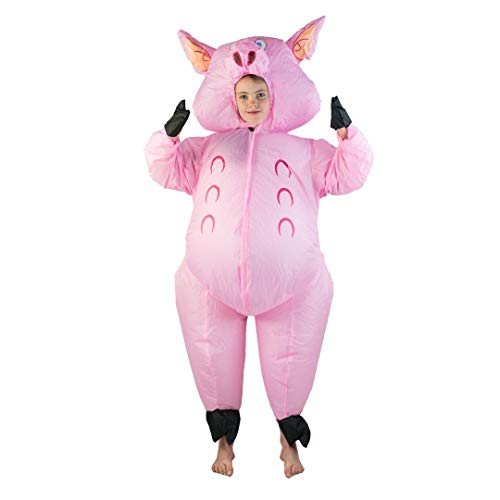 Bodysocks® Aufblasbares Schewin Kostüm für ()