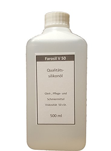 Qualitäts-Silikonöl 500 ml
