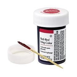 Wilton Kuchen & Cupcake Lebensmittel Farbe Paste - Heftig Rot