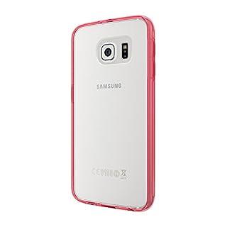 Cygnett HardCase AeroShell für Samsung Galaxy S6 rot/Clear
