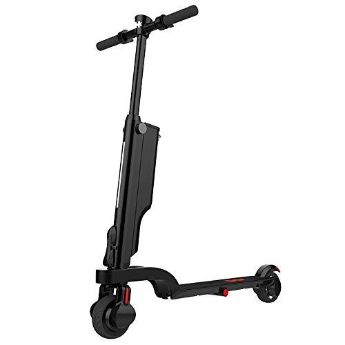 HX Scooter X6 Elektroroller Premium E-Scooter/Faltbar, LED, USB, 25km/h -