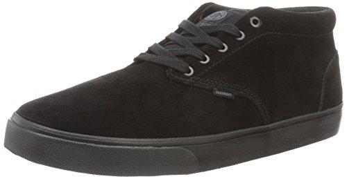 ElementElement PRESTON Herren Sneakers - Scarpe da Ginnastica Basse Uomo , Nero (Schwarz (6915 Black Black)), 44