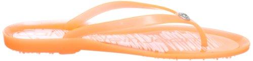 Calvin Klein JeansLucy - Scarpe con Tacco Donna Arancione (Orange (FLO))