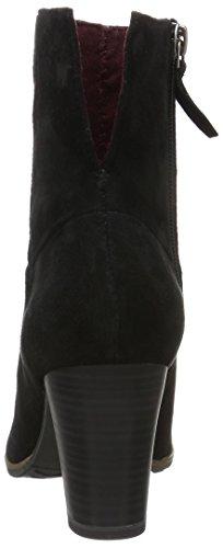 Tamaris Damen 25038 Kurzschaft Stiefel Schwarz (Black 001)