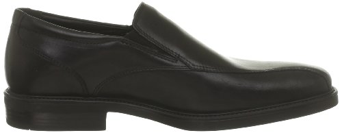 Geox - U London J, Chaussures Fermées Black Man (blackc9999)