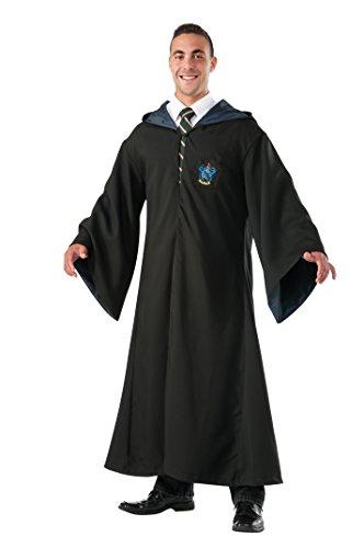 Preisvergleich Produktbild Ravenclaw Robe Harry Potter Umhang Schuluniform Gewand schwarz blau