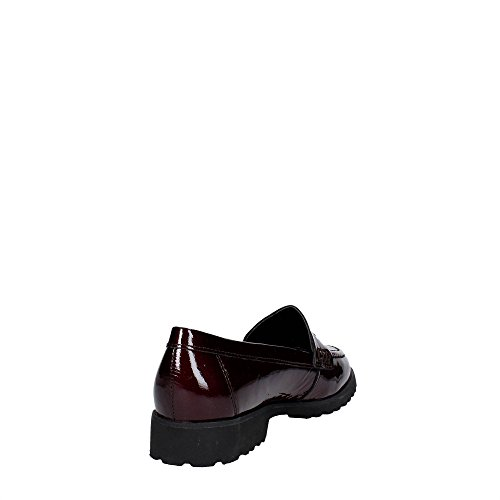 Cinzia Soft IV8682-SV 001 Mocassin Femme Bordeaux