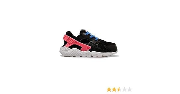 1ef71d59ad Nike Baby Boys' Huarache Run (Td) Shoes for Newborn Babies Multicolour Size:  8 Child UK: Amazon.co.uk: Shoes & Bags
