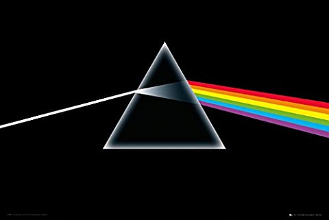 GB Eye LTD, Pink Floyd, Dark Side of the Moon, Poster, 61 x 91,5 cm