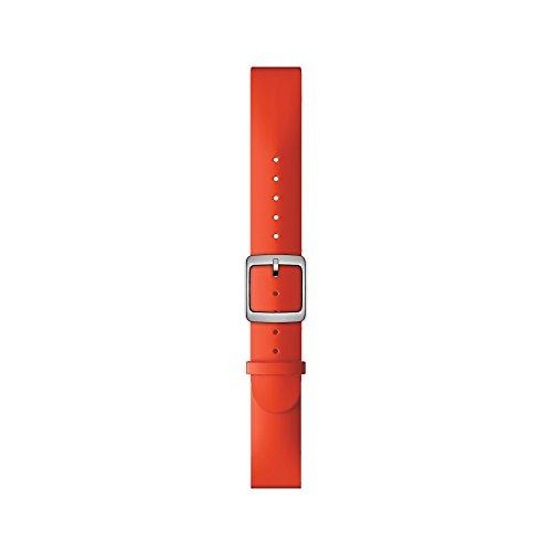 Nokia – Silikonarmband, rot (Red),36 mm