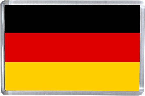 Deutschland Flagge Kühlschrank - Kühlschrank Magnet Deutschland