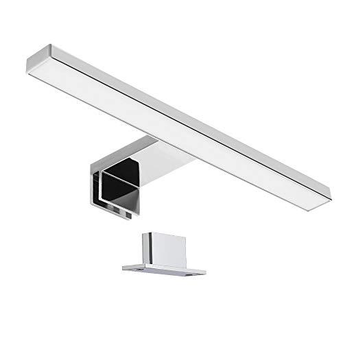 Blusea LED-Spiegelleuchte Badezimmer-Kabinett-Leuchte Schminkspiegel-Leuchte Vanity Light Wandleuchten IP44 Neutral White Produktlänge: 300mm -