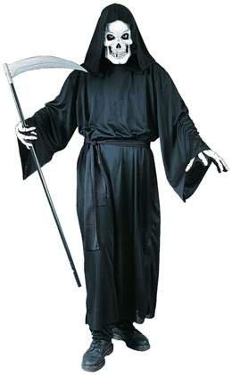 Grave Reaper–Eine Größe passend für die meisten bis zu 6ft–Erwachsene (Grave Kostüme Reaper)