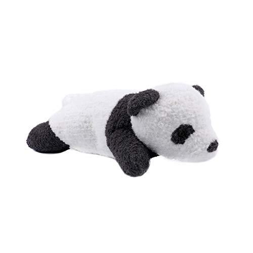 Xinqing Soft Panda Cartoon Plüsch, Multifunktions-, Kosmetiktasche, Federmäppchen, Kleinigkeiten Tasche, Aufbewahrungstasche, Material robust, Geburtstagsgeschenk. - Soft-plüsch Plüschtiere