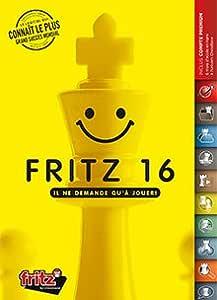 Fritz 16 programme d'échecs