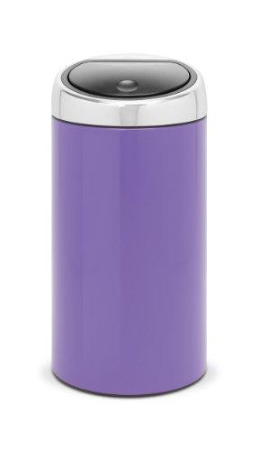 brabantia-481864-poubelle-touch-bin-de-luxe-acier-pansy-purple-365-x-365-x-75-cm
