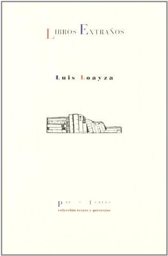 Libros Extraños (Textos y Pretextos)