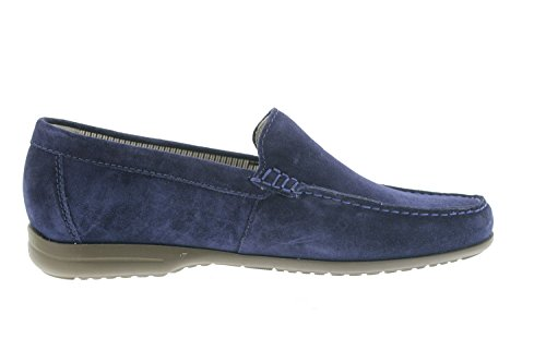 Sioux  Gianni-fs, Mocassins (loafers) homme Bleu