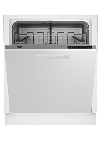 Beko DIN16210 Geschirrspüler/ A+ / 290kWh/Jahr / 290liter/Jahr / Watersafe+ / SteamGlos