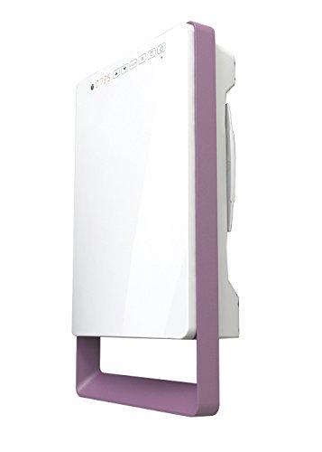 Radialight TBSLI004 Termoventilatore Digitale Touch a Parete, 1800 W, 230 V, Bianco...