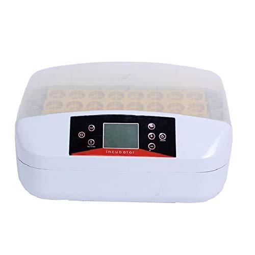 GYFSLG Ei Inkubator Automatische Temperaturregelung Automatische Eier Drehen Haushalt Kann Schlüpfen 32 50 * 25 * 40cm