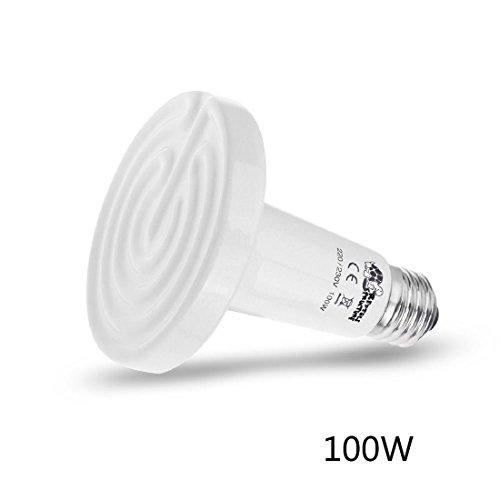 100W Exoterra Éclairage Lampe Light Bracket pour Reptiles et Amphibiens