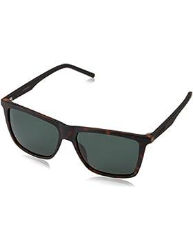 Polaroid PLD 2050/S UC, Gafas de Sol para Hombre, Dark Havana, One Size