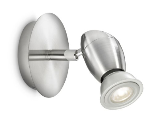 PHILIPS myLiving, Aufbauspot mit 4W, EEK A+, inklusive Leuchtmittel, 1-flammig 556901716 -