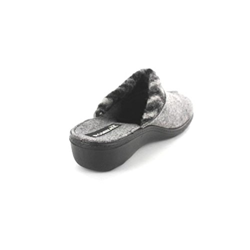 ROMIKA ROMILASTIC 392 6009254/706 femmes Chaussons Gris