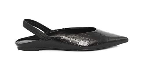 Michael Kors Scarpa Eliza Flat Embossed Leather
