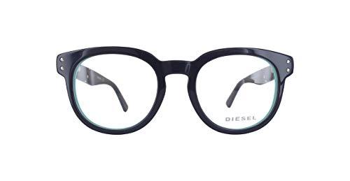 Diesel Damen Dl5230-82-Violett Brillengestelle, Violett, 48