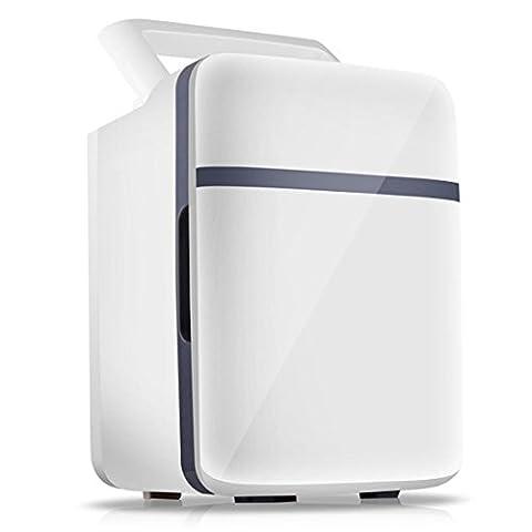 Mini réfrigérateur 10L pour voiture SUV Accueil, 220V / 12V