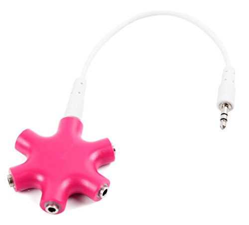 fur-ihre-csl-47469s-und-lihao-sades-sa-708-gaming-headset-spiele-kopfhorer-rosa-verteiler-audio-spli