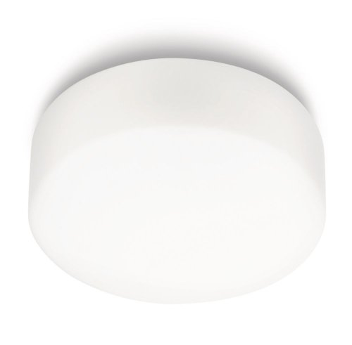 Philips Pool Lampada Bagno Soffitto, Bianca, diam. 27 cm, Bianco,