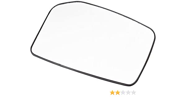 Wing Mirror Glass With base-Heated,RH Driver Side