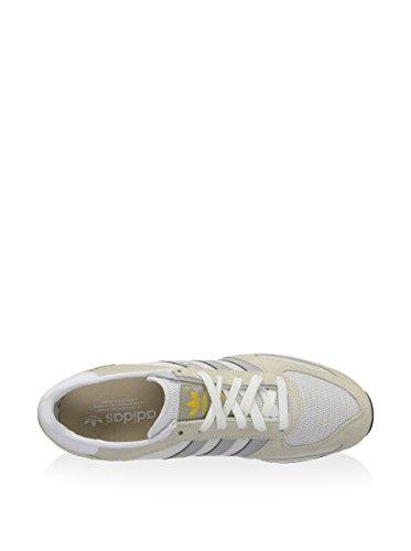 adidas Trainer, Sneaker Unisex Adulto Beige/Grigio
