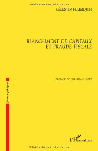 Livres gratuits Blanchiment de capitaux et fraude fiscale pdf