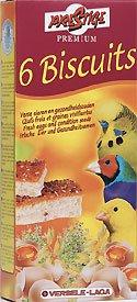 Versele Laga Prestige Snack - Biscotti per Uccelli, Semi condizionati, 6 Pezzi