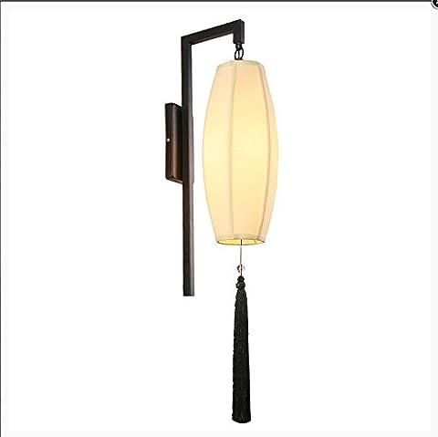 FAN4ZAME Das Hotel Zimmer Restaurant Eiserne Wand Lampe Nachttischlampe Korridor Projekt Mit 5 Watt