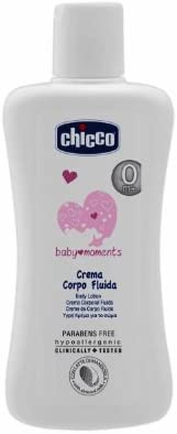 Chicco 200ml Body Lotion