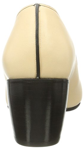 Oxitaly - Sacha 306, Scarpe col tacco Donna Beige (MOUSSE)