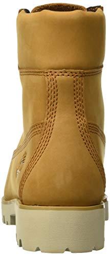 Timberland Women s Heritage Lite Ankle Boots  Beige  Wheat Nubuck Monochromatic 231   6 5  39 5 EU
