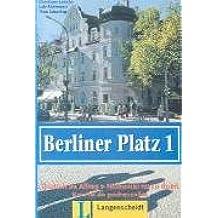 Berliner Platz 1 kaseta do podrecznika