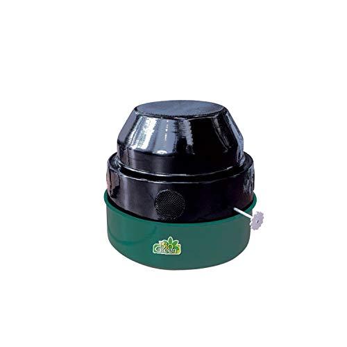Bio Green Paraffinheizung Warmax Antifrost, schwarz/grün