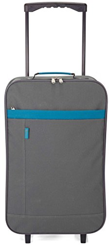 Benzi - Trolley plegable BZ5167 (Gris)
